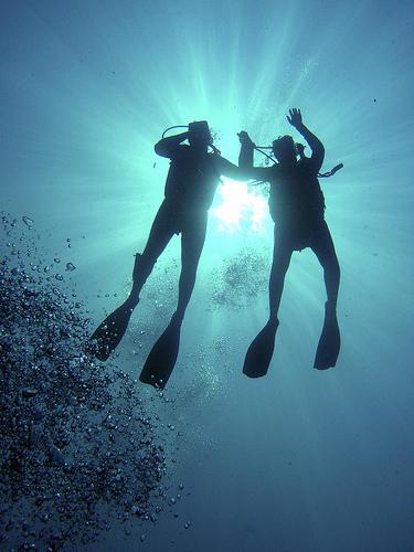 Love underwater por nostramar.