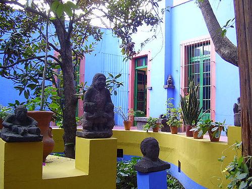 Casa Azul por borya.
