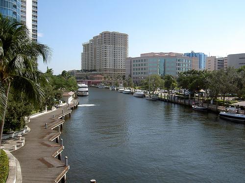 Las Olas River Front Ft. Lauderdale por kotas666.