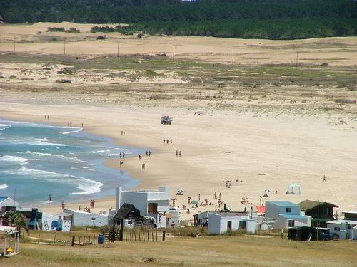 Playa Sur por Libertinus.
