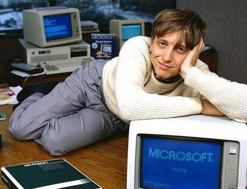 La casa de Bill Gates
