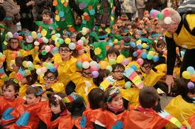 carnaval cadiz niños