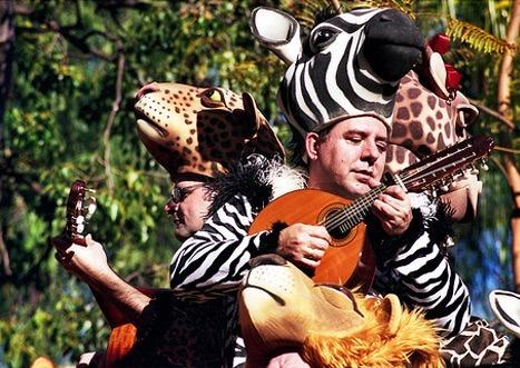 carrusel de coros carnaval cadiz