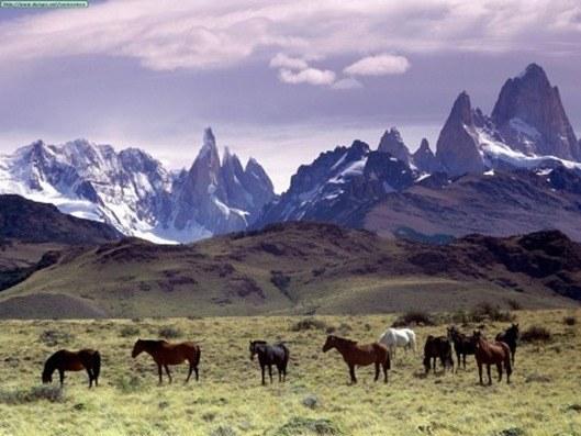 montañas de América