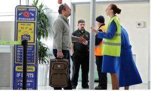 normas de equipaje en Ryanair
