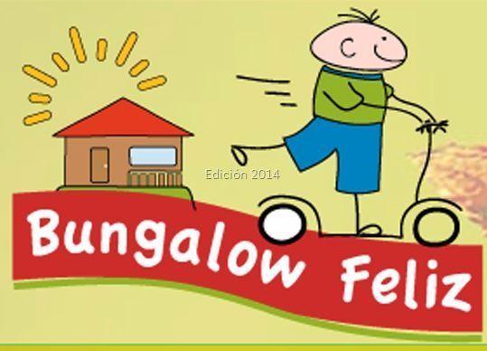 Vacaciones gratis para familias en el paro, Bungalow feliz