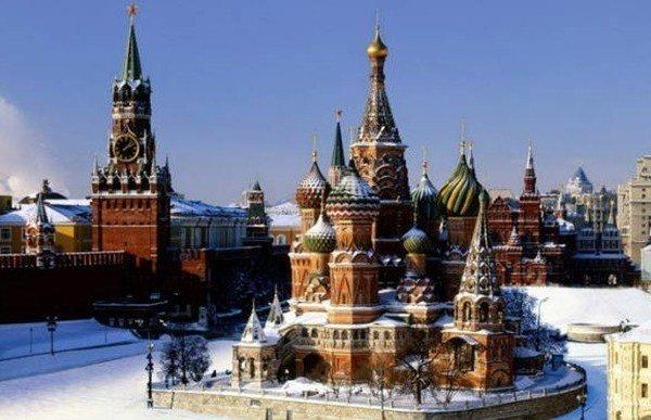 ¿Qué ver en el Kremlin?