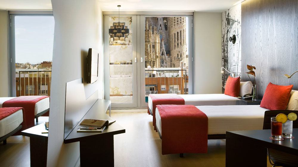 hotel rosellon barcelona