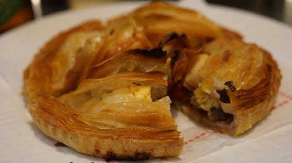 pastelerías de las más originales de España - pastel de carne