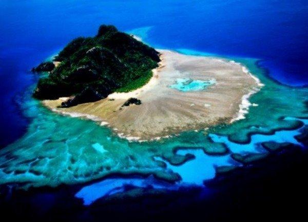 Islas más curiosas del mundo