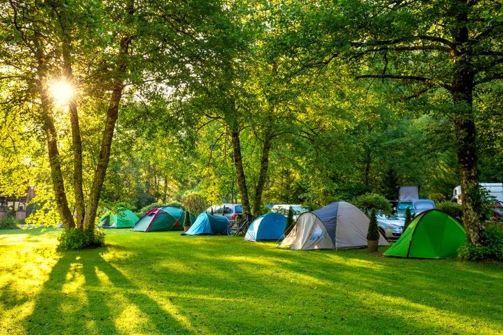 Consejos acampada grupal
