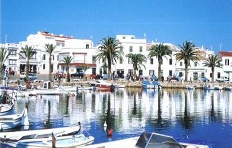 Menorca -fornells