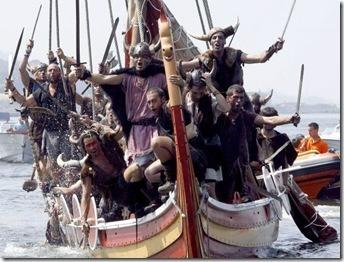 romeria vikinga