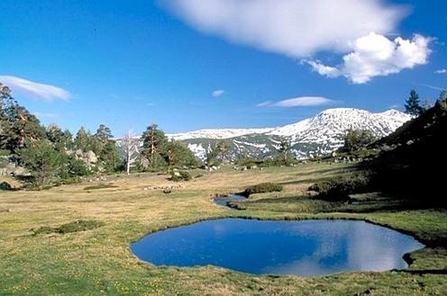 Parque Nacional de las Cumbres de la Sierra del Guadarrama