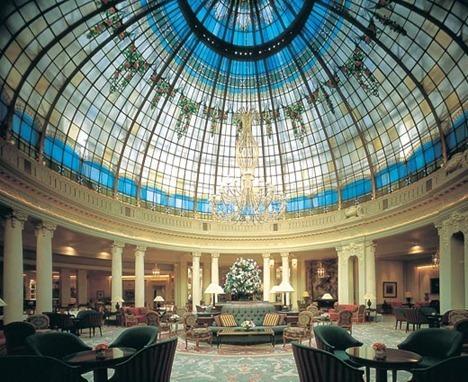 Hoteles de lujo con historia en espa a blogturistico for Hoteles de lujo en espana ofertas
