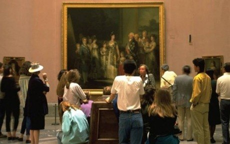 Visita nocturna a museos