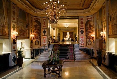 Hoteles de lujo con historia en espa a turismo viajes for Hoteles lujo madrid