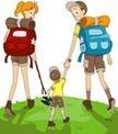 senderismo con niños