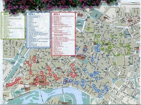 Fiesta de los patios de Córdoba| - pulsa para ampliar
