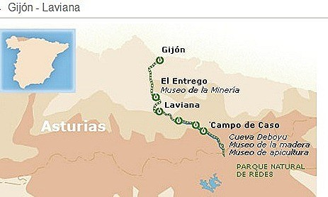 El tren de la Biosfera