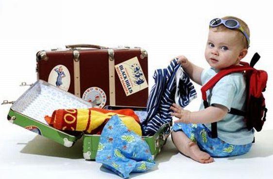 documentación necesita un niño para viajar
