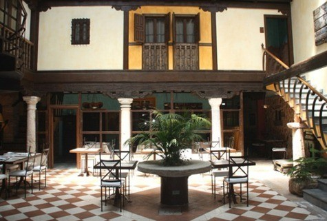 Los mejores hoteles de España 2012