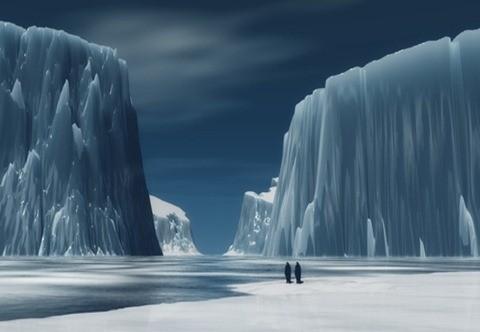 Viaje al Polo sur