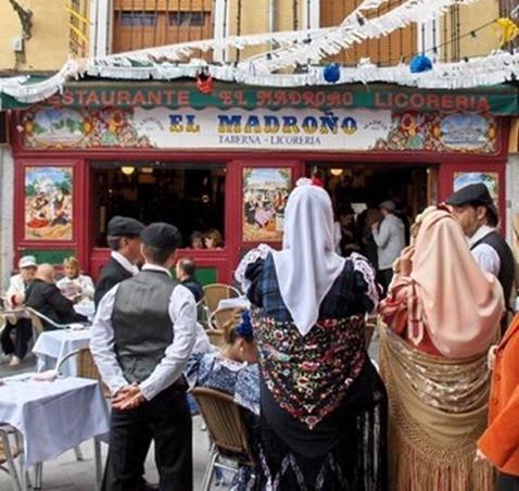 Fiestas San Isidro Madrid