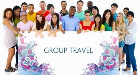 Viajar en grupo, ideal para solos y solas