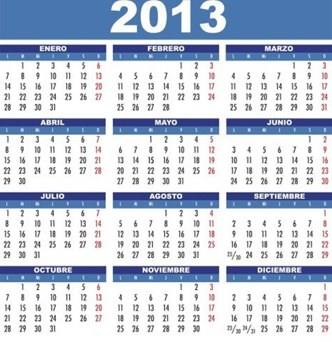 calendario.2013.cuadrado