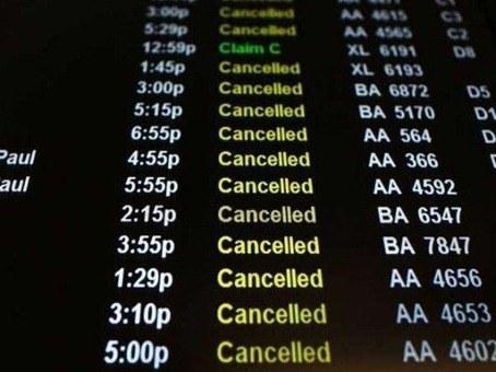 Huelga Iberia | días y vuelos cancelados