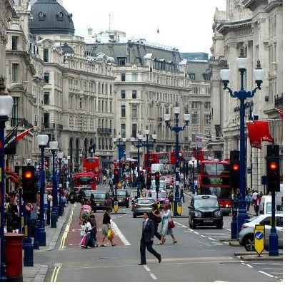 Barrios del centro de Londres