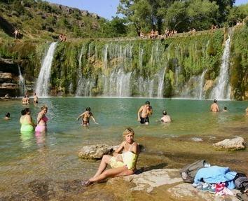 Buscador de lugares aptos para el ba o en espa a turismo - Banarse en madrid ...