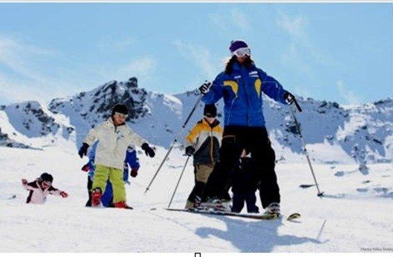 Estaciones esquí en Europa