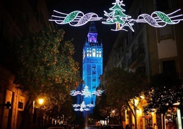 Mercados y Luces de Navidad 2012