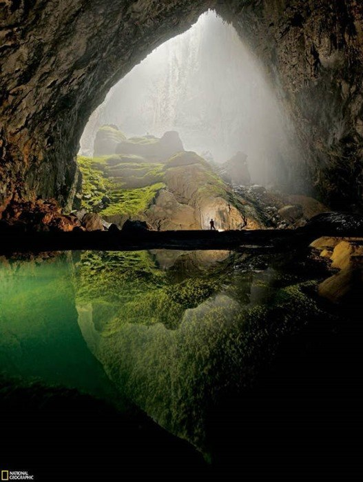 Son Doong Cave,