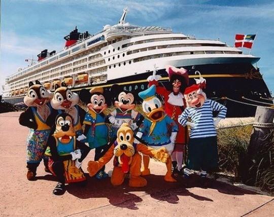Cruceros-Disney
