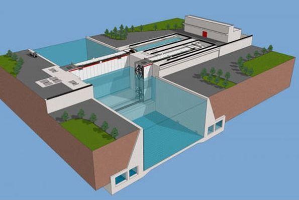 Diseño exclusas Canal Panamá