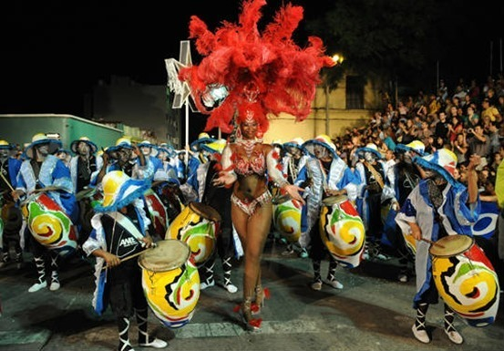carnaval Montevideo
