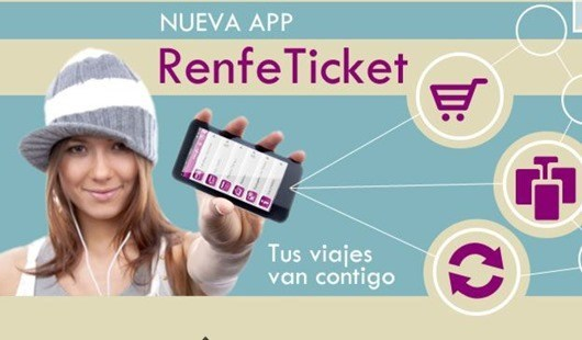 Renfe-tickets