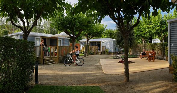 camping tamarit resort park
